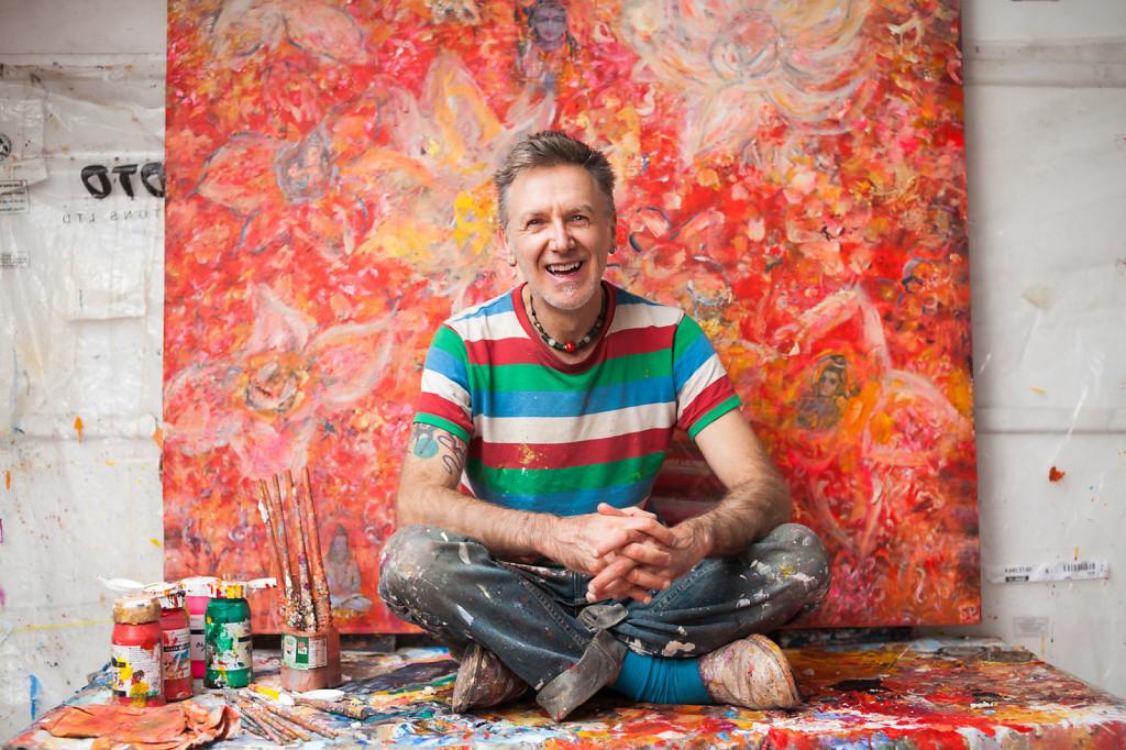Artist, Simon Parkin