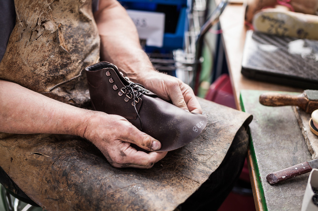 Client: The Cordwainer